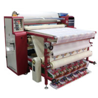 SUBLI-2012 Entry Level Rotary Drum Heat Press