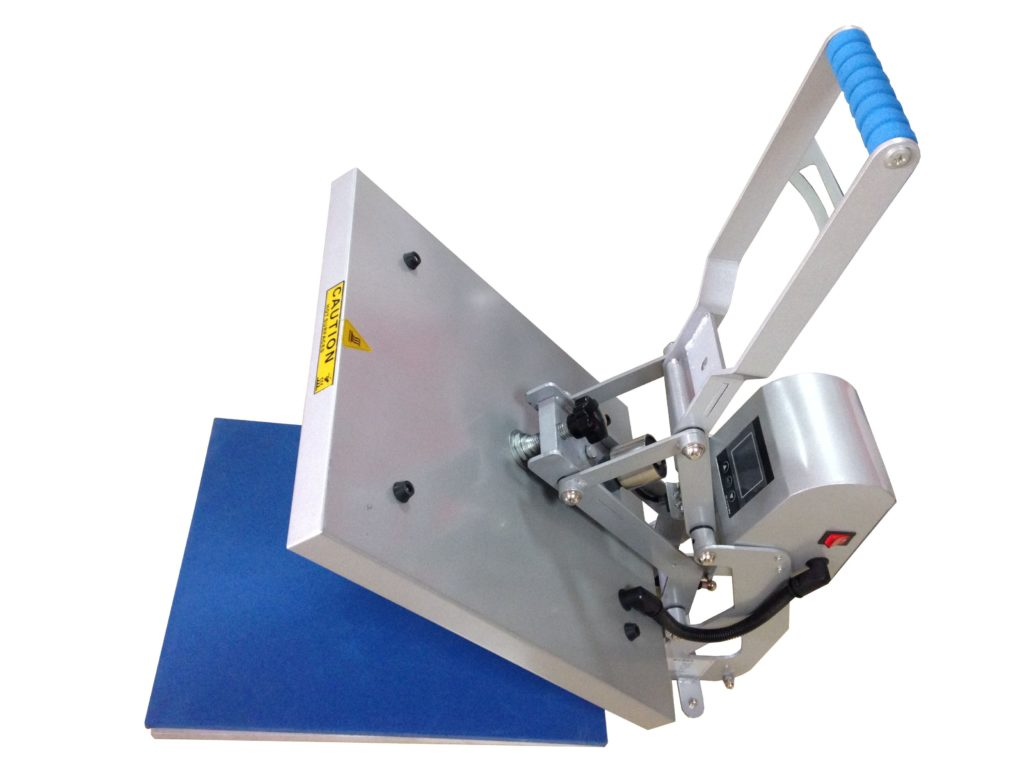 flatbed heat press machine