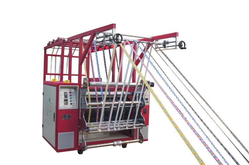 ribbon heat transfer machine