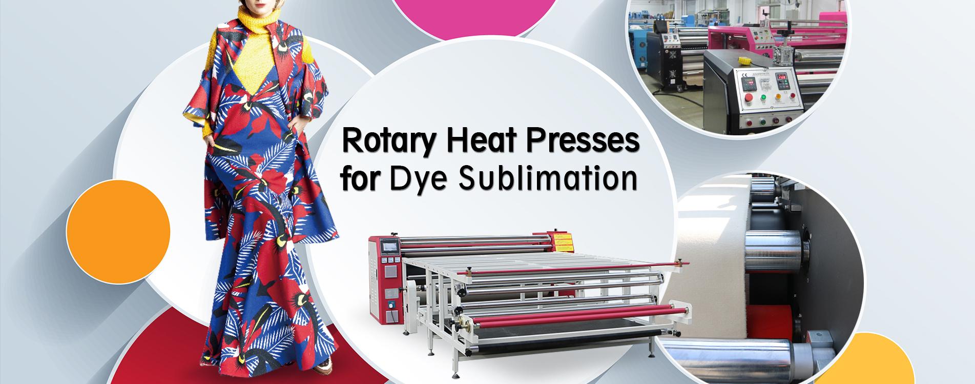roller heat transfer machine
