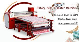 rotary heat transer machine