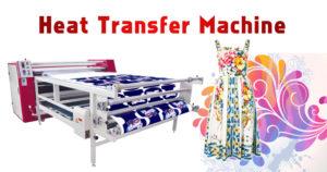 rotary heat press calender