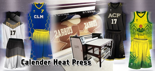Roll type heat transfer machine