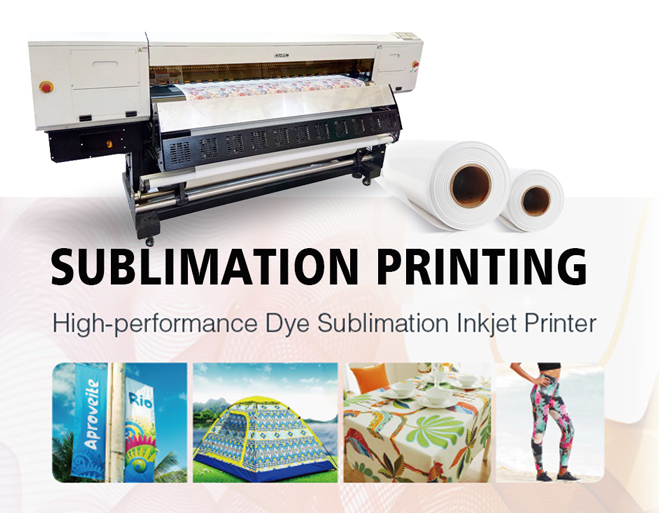 dye sublimation inkjet printer
