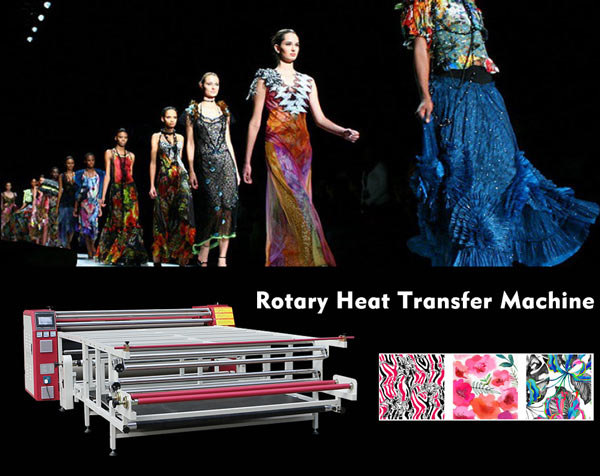 roll sublimation machine