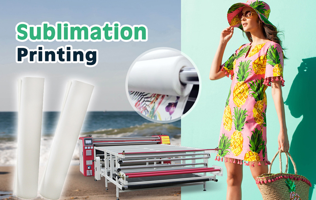 wide format heat press machine