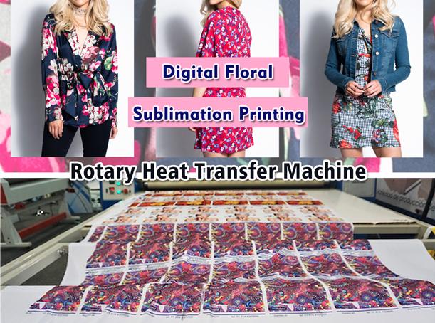 industrial rotary heat press