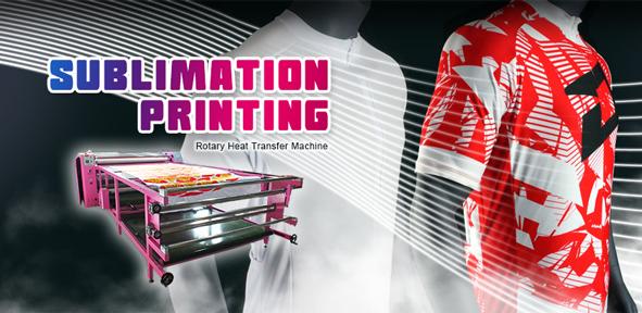 heat transfer press machine