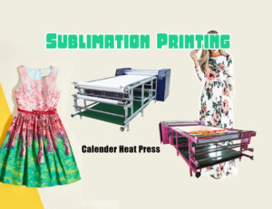 dye sublimation calender