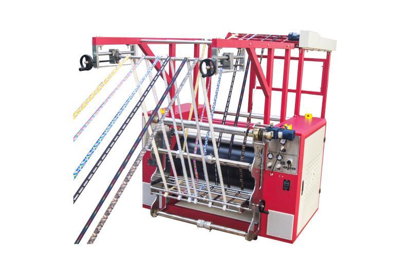 lanyard heat transfer machine