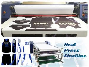 prensa de calor