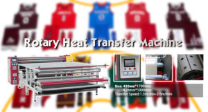sublimation roll heat press