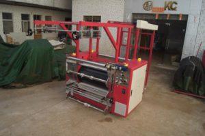 ribbon heat transfer machine