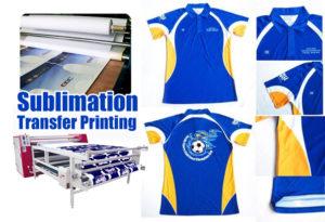 sublimation transfer machine