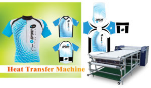 industrial heat transfer machine