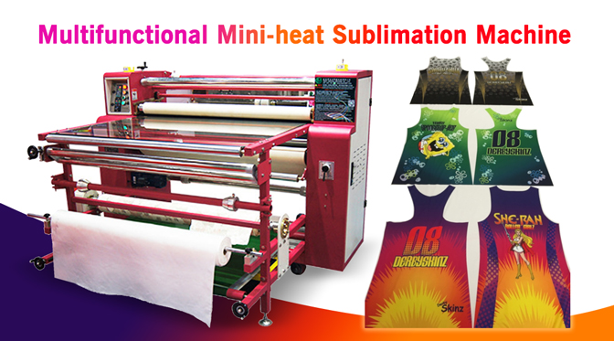 industrial heat press