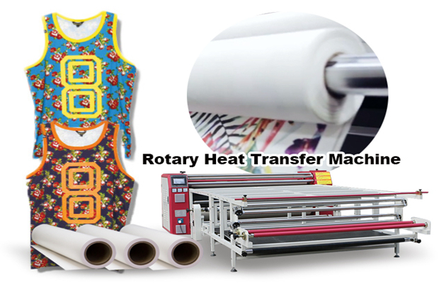 heat transfer calender