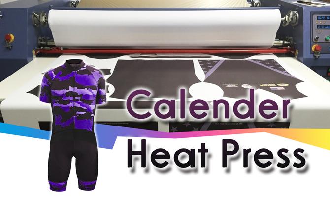 calender heat press