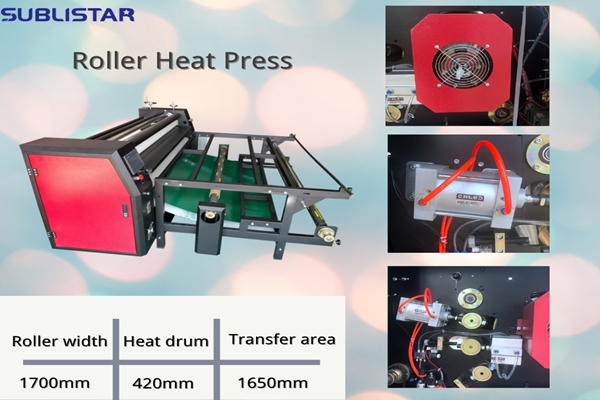 sublimation heat press